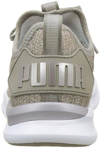 Evuma Pour Puma Wn vases Beige De Ridge Baskets Femmes Mtallis Rock Ignite Flash q6Z45T