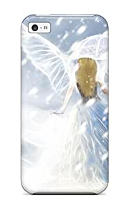 New Snap-on LeeJUngHyun Skin Case Cover Compatible With Iphone 5s for you- Unicorn Horse Magical Animal Fairy Angel Mood