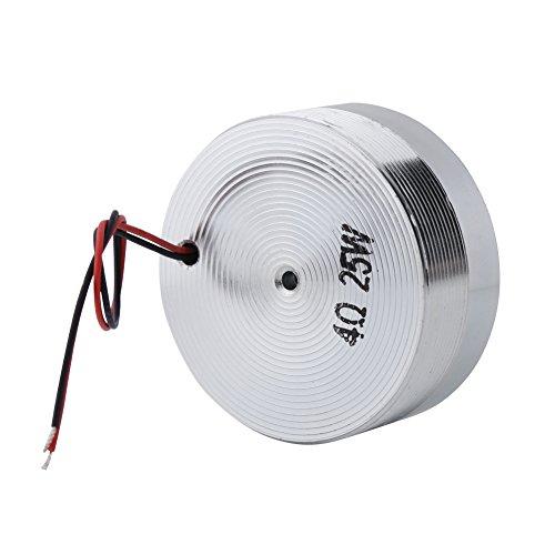 Resonance Speaker,1Pcs 50MM 2Inch All Frequency Resonance Speaker Vibration Strong Bass Louderspeaker (4Ω,25W) by Walfront (Image #1)