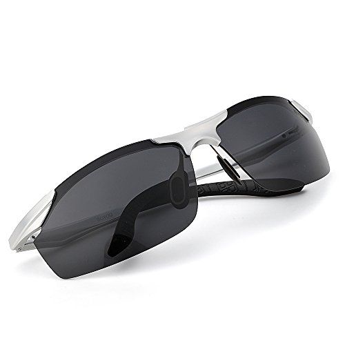 libre para de aire de los BOYOU gafas sol Dinero al gafas de sol deportes hombres HYnnO5wqZ
