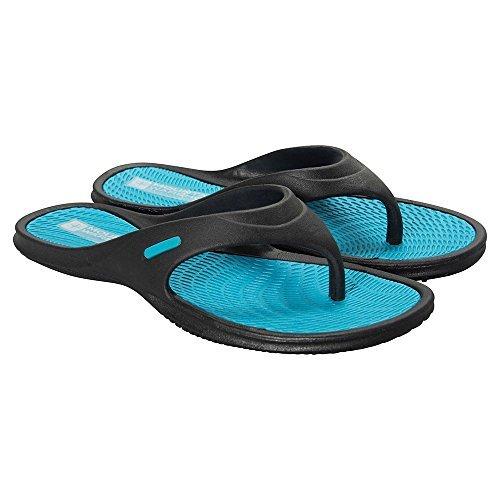 Ladies Flip Mountain Teal Warehouse Summer Flops Womens Street Slippers SqtF4wxX1t