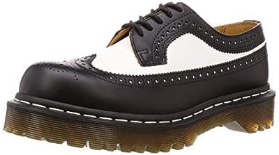 Dr. Martens Men's 3989 Brogue Shoe Oxford