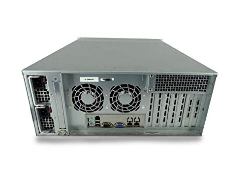 Supermicro CSE-846 4U Server with X9DRi-F, 2X Intel Xeon E5-2650 2.0GHz 8 Core, 16GB DDR3, LSI 9266-8i, 24x 4TB 7.2K SATA 6Gbps 3.5 Drives, 1200W PSUs, Rails Included (Certified Refurbished)