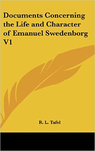 Documents Concerning the Life and Character of Emanuel