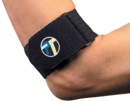 Protec Elbow Sleeve (Pro-Tec Athletics Elbow Power Strap (Medium))