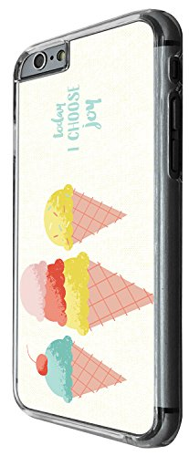 1336 - Cool Fun Trendy cute kwaii ice cream candy cartoon sketch illustration (2) Design iphone 4 4S Coque Fashion Trend Case Coque Protection Cover plastique et métal - Clear