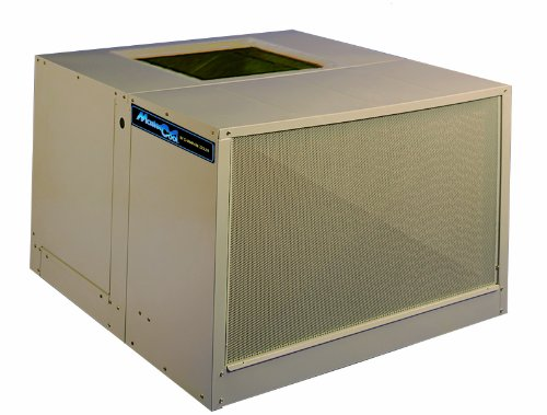 MasterCool AU1C7112 Up-Draft Evaporative Cooler with 2,30...
