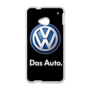 Happy VW sign fashion cell phone case for HTC One M7