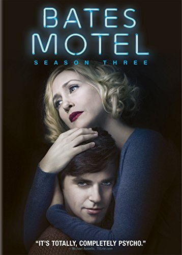 DVD : Bates Motel: Season Three (3 Pack, Snap Case, Slipsleeve Packaging, 3 Disc)