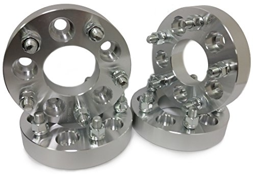 4 Wheel Adapters 5x4.5 to 5x5 1.25