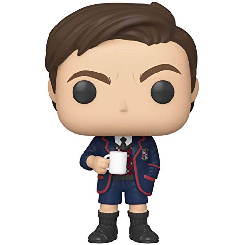 Funko Pop! TV Umbrella Academy - Number Five w/Chase (Styles May Vary), Multicolor, Estandar