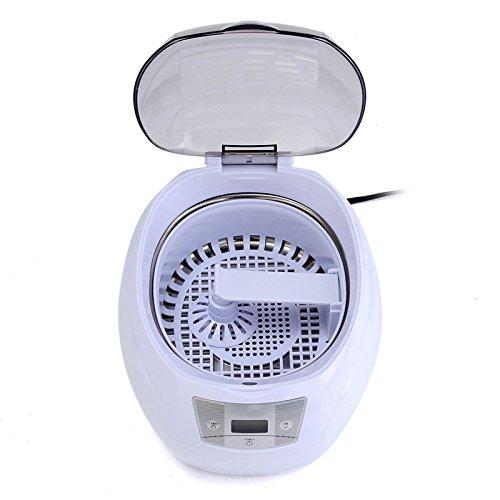 750ml 35W Timer Power Digital Ultrasonic Jewelry Glass Watch Disc Cleaner