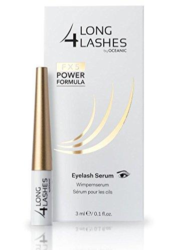 Long4Lashes FX5 Power Formula Eyelash Serum by Oceanic, 3 ml
