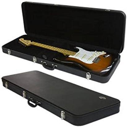Estuche guitarra eléctrica rectangular CNB EC22: Amazon.es ...
