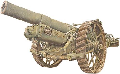 ローデン 1/35 第一次世界大戦 イギリス軍 BL8インチ野砲 Mk.6 プラモデル 035T813