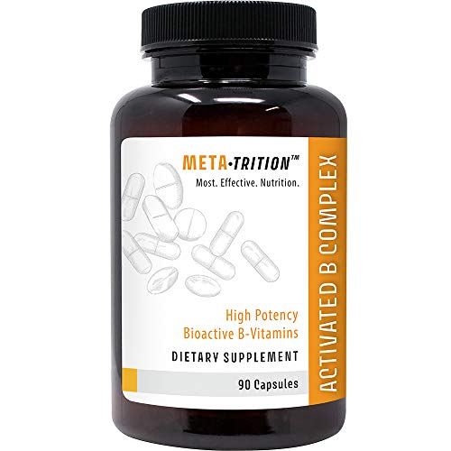 Metatrition Activated B Complex, 90 Count