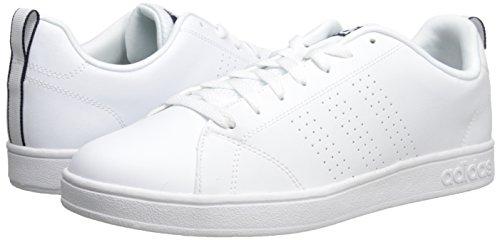 new product 2eb85 cdbe2 Adidas Neo Advantage Clean Vs Lifestyle scarpe da tennis, bianco  bianco   collegiata Marina, 13 M Amazon.it Scarpe e borse