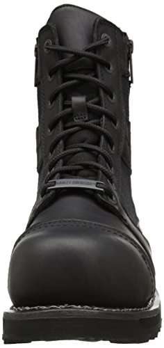 Boxbury Harley Industrial Davidson CT Men's Black Boot 14w7q4