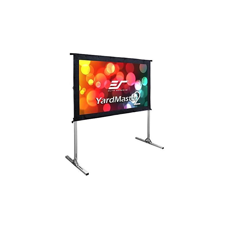 Elite Screens OMS58H2 Indoor Outdoor Hom