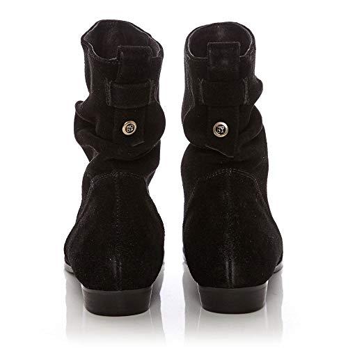 Moda Stivali Donna Chelsea Pelle In qPwCqrS