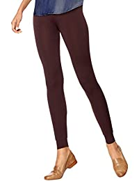 Women's Brushed Fleece Seamless Leggings
