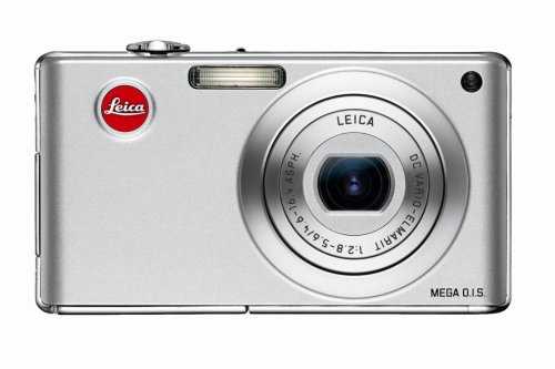 Leica C-LUX 2 7.2MP Digital Camera with 3.6x Optical Image Stabilized Zoom (Silver)
