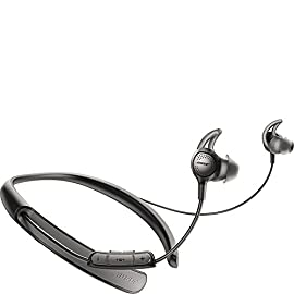 Bose QuietControl 30 Wireless Headphones 3 Breakthrough technology lets you control your own level of noise cancellation throughout your day Bluetooth and NFC pairing so you can connect to your devices wirelessly Volume-optimized EQ gives you balanced audio performance at any volume