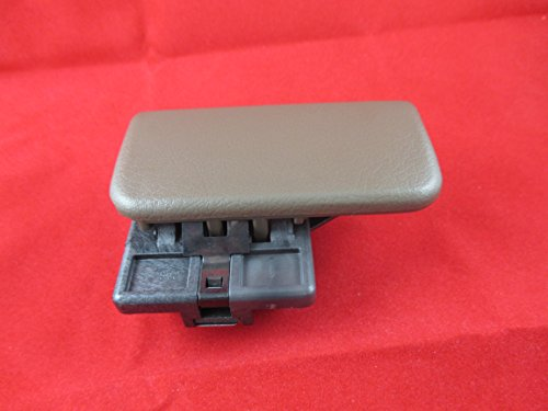 New OEM Mazda Protege 1999-2000 brown glove box lid lock BJ0E-64-090-90