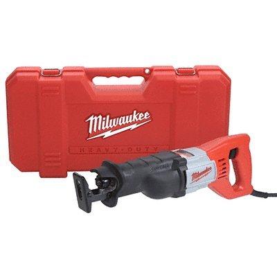 Electric Reciprocating Saw (MILWAUKEE ELECTRIC TOOL 6509-31 Milwaukee Sawzall Recip Saw Kit 12 Amp, 22.4