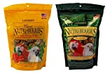 LAFEBER'S Nutri-Berries Macaw Cockatoo Food 2 Flavor Variety Sampler Bundle, 1 Each:Tropical Papaya/Pineapple/Mango, Classic (10 Ounes) Larger Image