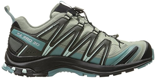 3D Shadow W Artic Salomon CS XA WP Trail Black Runner Women's Pro txqWBwz1A