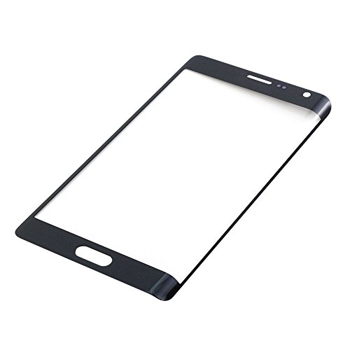 LUVSS New Sceen Glass [LCD Digitizer not Included] Replacement for Samsung Galaxy Note Edge N9150 N915A N915T N915VZ Touch Screen Front Outer Glass Lens Panel Repair Part - Screen Edge Note Replacement
