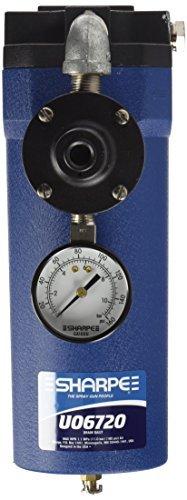 Sharpe Manufacturing SHA6720 1/2 Inlet Air Filter/Regulator (120CFM / 50CFM) [並行輸入品]  B078XLZ2YF