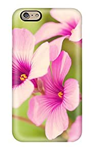 For Iphone 6 Premium Tpu Case Cover Flower S Protective Case