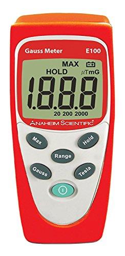 Anaheim Scientific E100 Gauss Meter