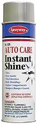 Sprayway SW936 11oz No. 936 Aerosol Instant Shine Vinyl Cleaner/Protectant
