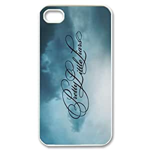 Custom Pretty Little Liars Cover Case for iPhone 4 4s LS4-3415