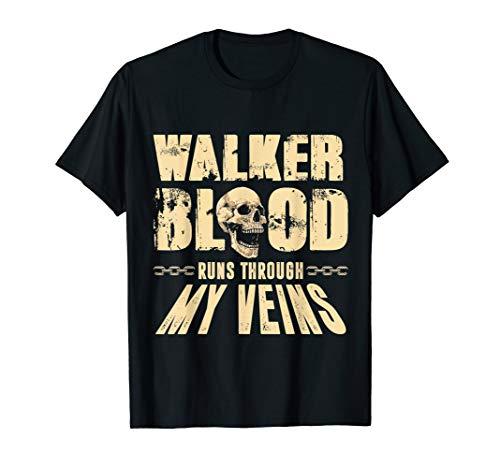 Team Walker Personalized Last Name -