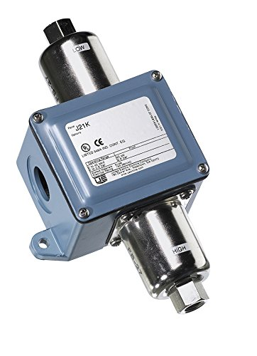 United Electric Co. J21K16020 1-15#DIFF PRESSURE SWITCH - United Electric Differential Pressure Switch