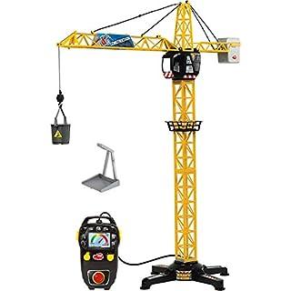 "Dickie Toys 40"" Giant Crane Playset"