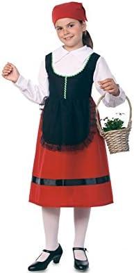 Fyasa 706358-t02 disfraz de Pastora, tamaño mediano: Amazon.es ...