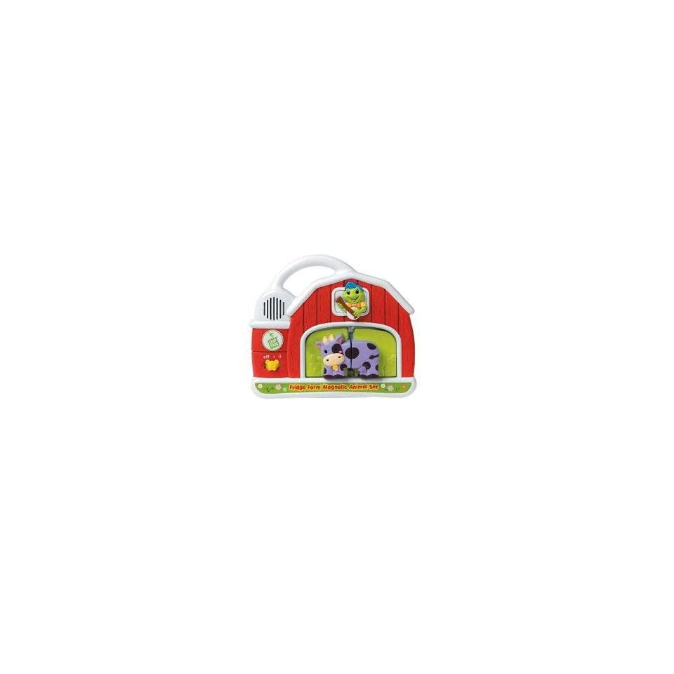 LeapFrog Fridge Farm Magnetic Animal Set; no. LFC10110