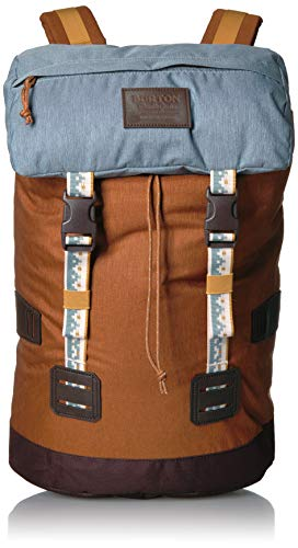 (Burton Tinder Backpack, Caramel Cafe Heather)