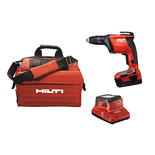 22-Volt SD 4500 Advanced Compact Battery Cordless Drywall Screwdriver with Tool Bag by HILTI (Image #7)