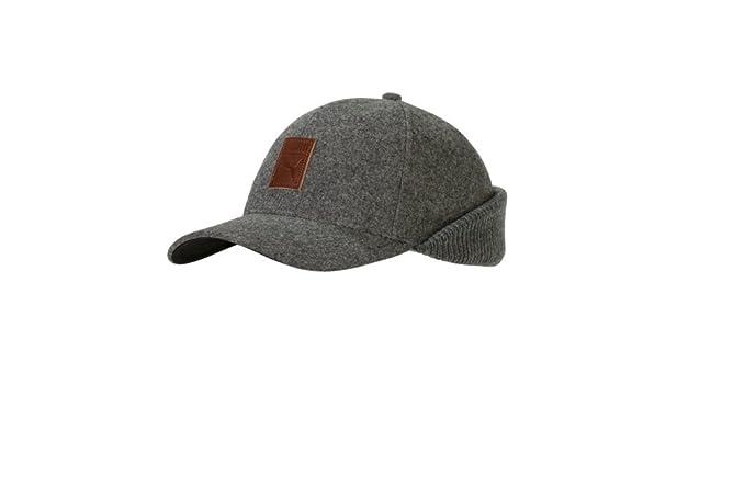 cabd164c5f5 Amazon.com   Puma Golf 2018 Men s Hybrid Flip Hat (Medium Gray Heather