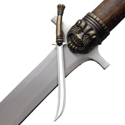 Museum Replicas Conan Miniature Valeria's Sword Letter ()