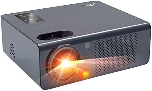[해외]영사기 Artlii Energon 홈 시어터 프로젝터 HD 확대 된 지원 1080P 200ANSI 고요 터치 버튼 디자인 입체 음향 수준 패치들은헤매고태블릿PS3PS4DVD 플레이어 등 연결 USBHDMIAVVGA 지원 / Projector Artlii Energon Home Theater Projector WITH HD ...