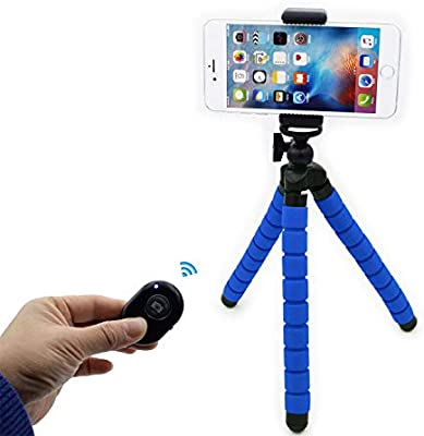 Back To Search Resultsconsumer Electronics Universal Mini Octopus Flexible Small Lightweight Portable Tripod Sponge Stand Holder For Mobile Phones Cameras Attractive Appearance Live Tripods