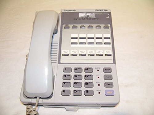 Panasonic DBS Office Telephones VB-42210B 10-Button Speaker Display Phone