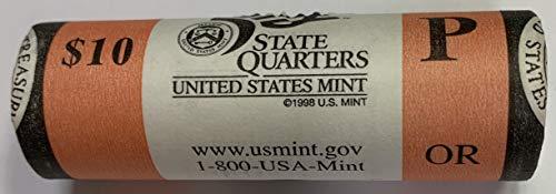 - 2005 P Oregon State Quarter Roll US Mint BU